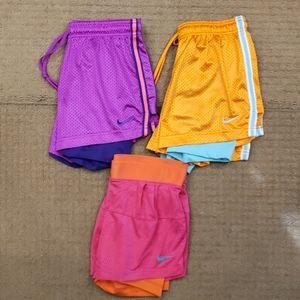 Nike Dry Fit Shorts (BUNDLE)